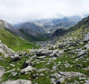 Kapitel 7: Am Ziel. Versteck der Gefährten im Hochtal Valle Antolina.