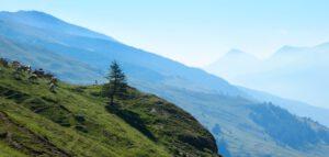Kapitel 8: Arbeit mit den Bergbauern im Valle Antolina.