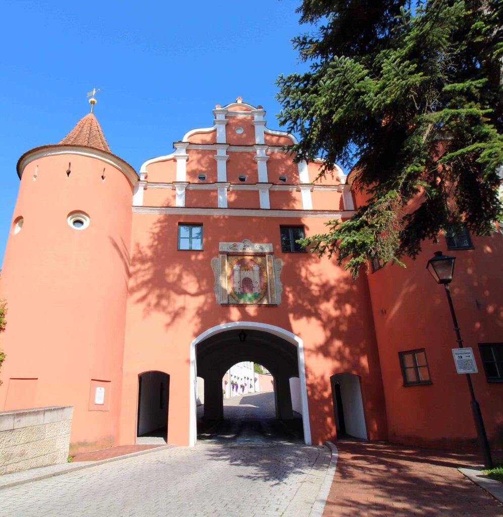 Oberes Tor Neuburg an der Donau
