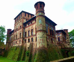 Castello di Piovera - FIDES FORTUNAE VICTRIX