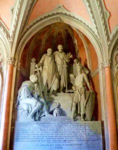 Castello Sannazzaro - Von Barbarossa's Hand